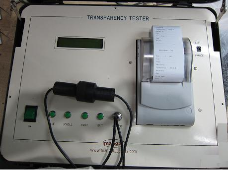 Transparency Tester with Printer MT 10P
