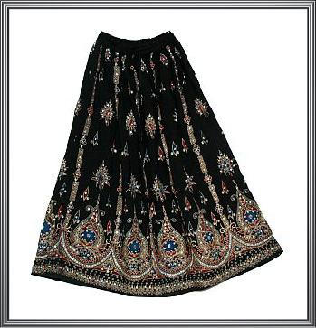 Ladies Embellished Skirt