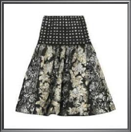 Ladies Embellishment Skirt