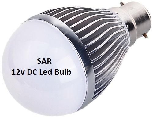 12V DC LED Bulb