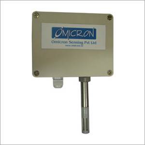 Wall Mount Humidity Temperature Transmitter