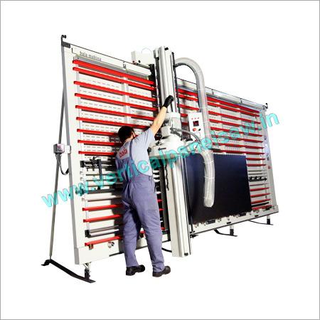 Aluminium Composite Panel Cutting Machine