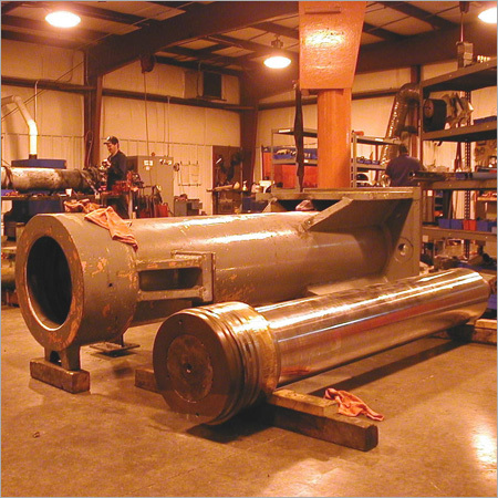Hydraulic Cylinders for Heavy Mining Equipment