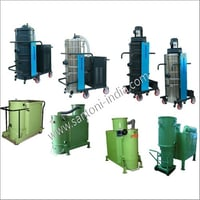 Heavy Duty 3 Phase Vacuum Cleaners