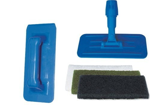 Vertical Surface Scrubbing Tools