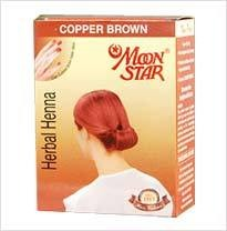 Copper Brown Herbal Henna