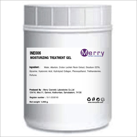 Moisturizing Treatment Gel