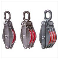 Wire Rope Pulley Blocks (Single & Multiple Sheave)
