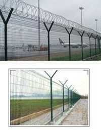 Galvanized Steel Fencing