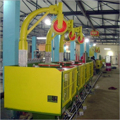 OTO Type Wire Drawing Machine