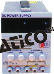DC Regulated Power Supply Single Output