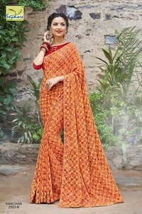 Printed Saree Manufacturer