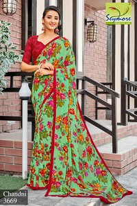 Sequence Work Saree