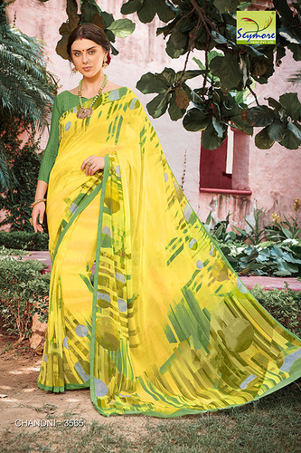 Women Printed Sarees