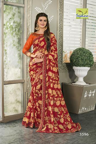 Fancy sarees