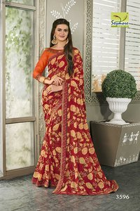 Glamorous Indian Saree