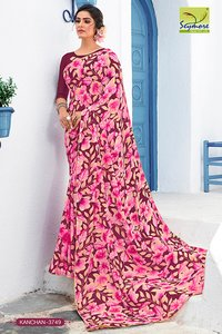 Contemporary Sarees