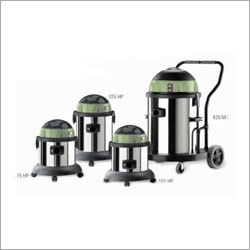 Industrial Vacuum Cleaning Machines
