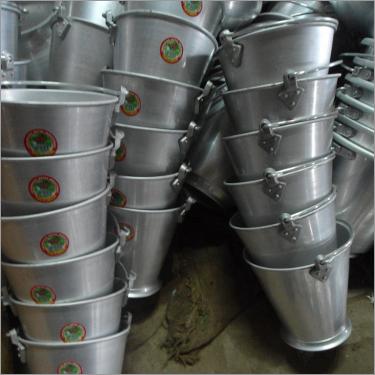 Small Aluminium Buckets