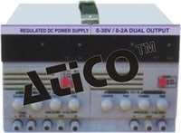 DC Regulated Power Supply Dual Output