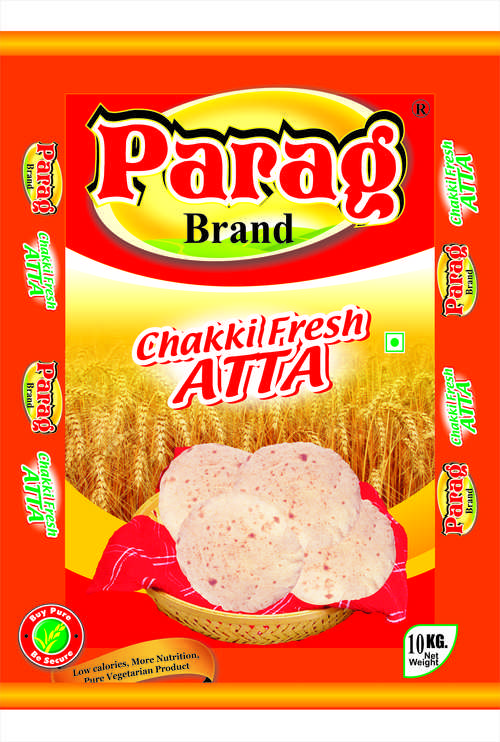 For Parag Atta Packing Bag