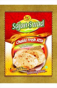 For Sajan Swad Atta Packing Bag