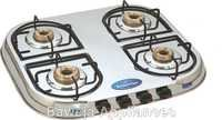 Four Burner Gas Stoves