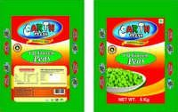 FRESH PEAS PACKING POUCH