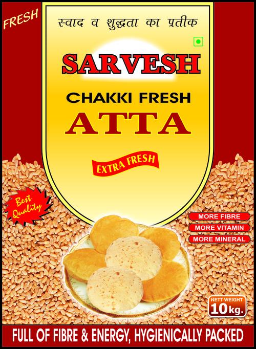 For Sarvesh Atta Packing Bag