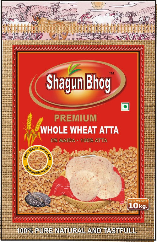 For Shagun Atta Packing Bag