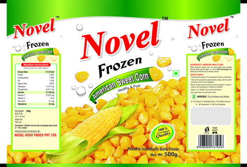 Corn Packing Pouch 500G