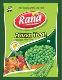 200gm Frozen Peas Packaging Bags