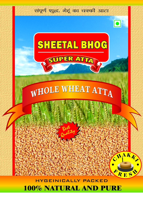 For Sheetal Bhog Atta Packing Bag