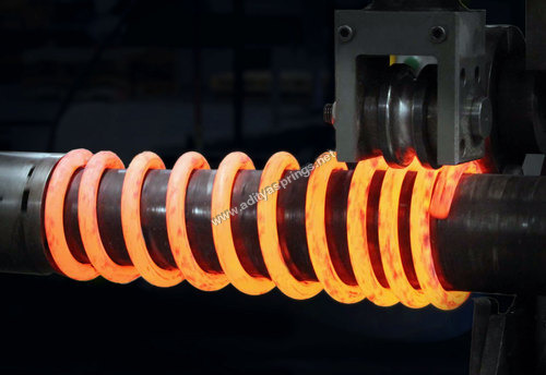 Industrial Hot Coil Spring
