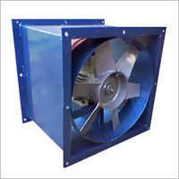 Square Casing Axial Fan