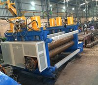 Heavy Duty Sheet Strip Straightener Machine