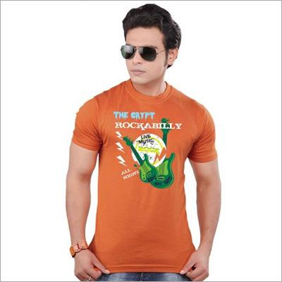 Clifton Men's Rust T Shirt