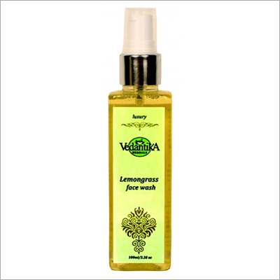 Vedantika Lemon Grass Face Wash