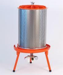 JUICE PRESS (TO EXTRACT JUICE FROM CRUSHED FRUITS)