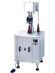 P. P. CAP SEALING MACHINE