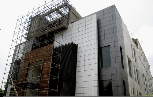 Building Structural Glass Glazing