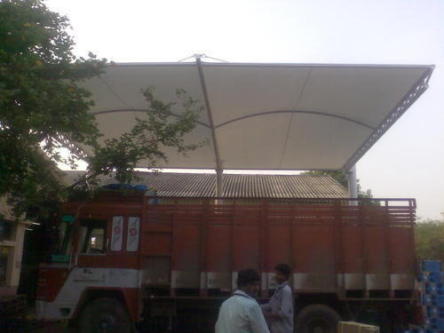 Entrance Shade Structure