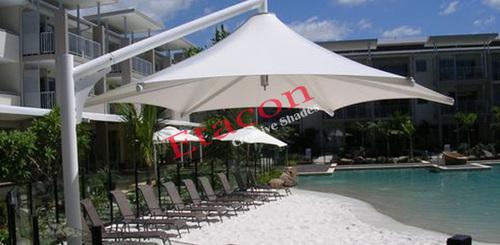 Decorative Garden Umbrellas