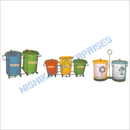 Bio Medical Waste Segregation Bins
