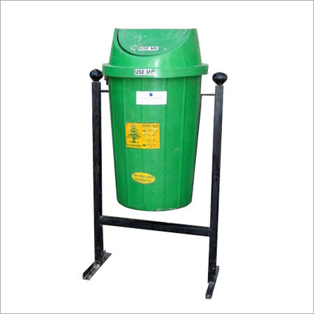 Swing Type Dustbins (With Stand)