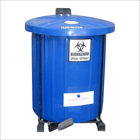 Chemical Disinfection Bins