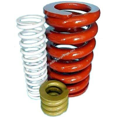 Heavy duty Helical Compression Spring