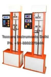 Tensile Strength Tester For Rubber And Plastic