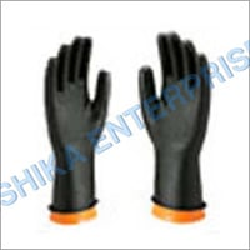 Disposable Hospital Gloves