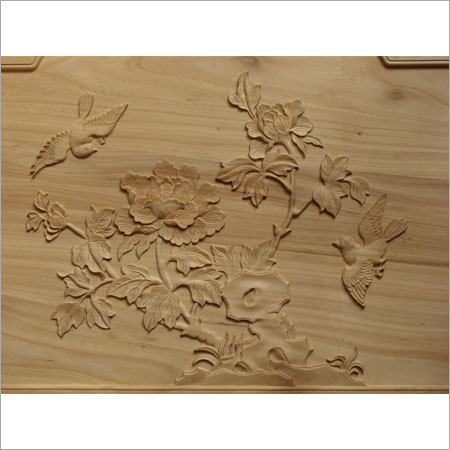 CNC Wood Engraving Machine